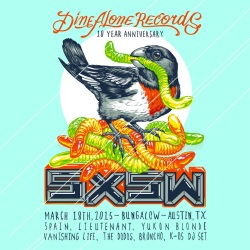 DineAloneRecordsSXSW