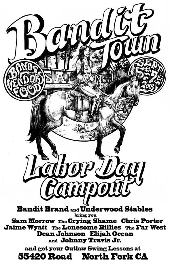 BanditTownLaborDay2015