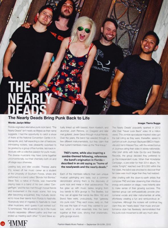 TheNearlyDeadsFMMFMagazine