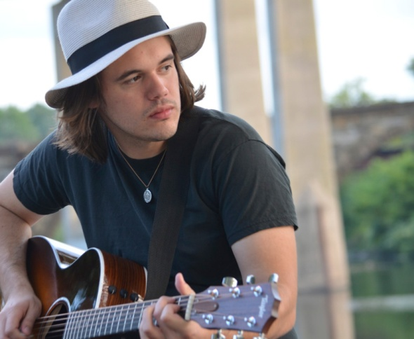 Christian-OConnor-Acoustic-Fedora