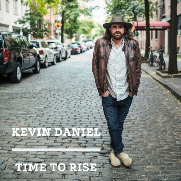 Kevin Daniel Time To Rise 800