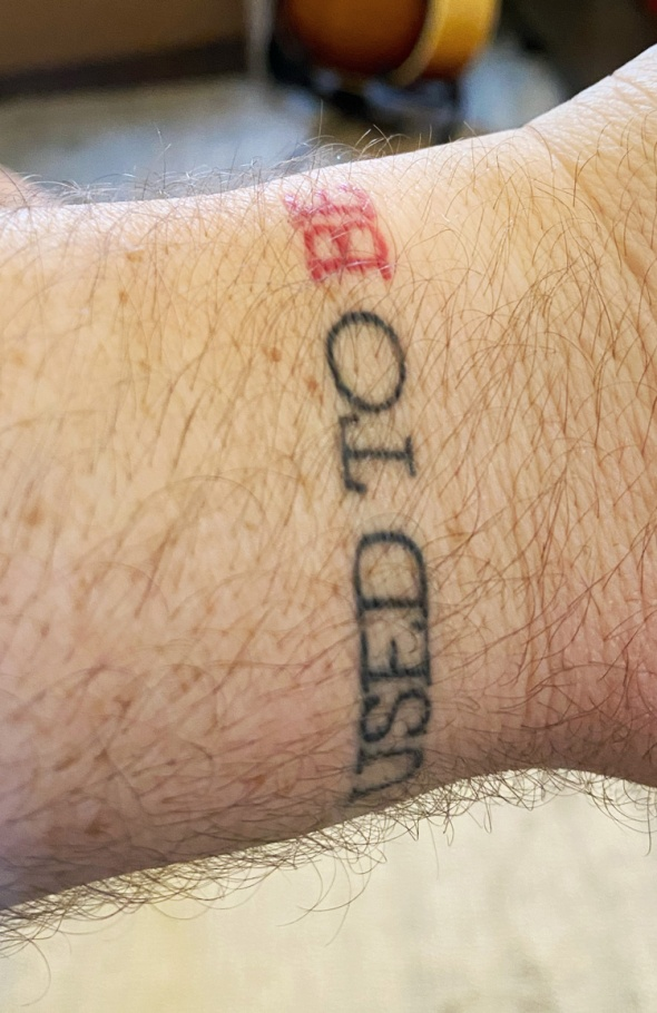 Kevin-Daniel-Used-to-Be-Tattoo